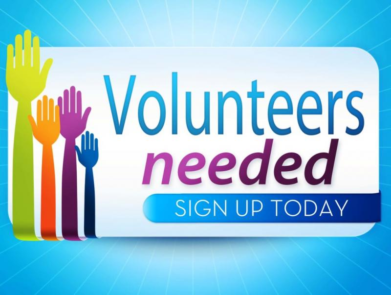 Parent Volunteers Needed Sign Up Today